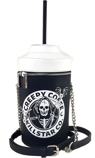 Creepy Coffee | HANDBAG