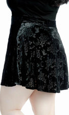 Crescent Nights | SKATER SKIRT