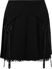 Crucifire | MINI SKIRT
