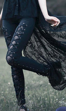 Crystal Crypt | LEGGINGS^