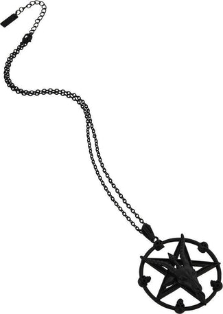 Dark Prince [Black] | NECKLACE
