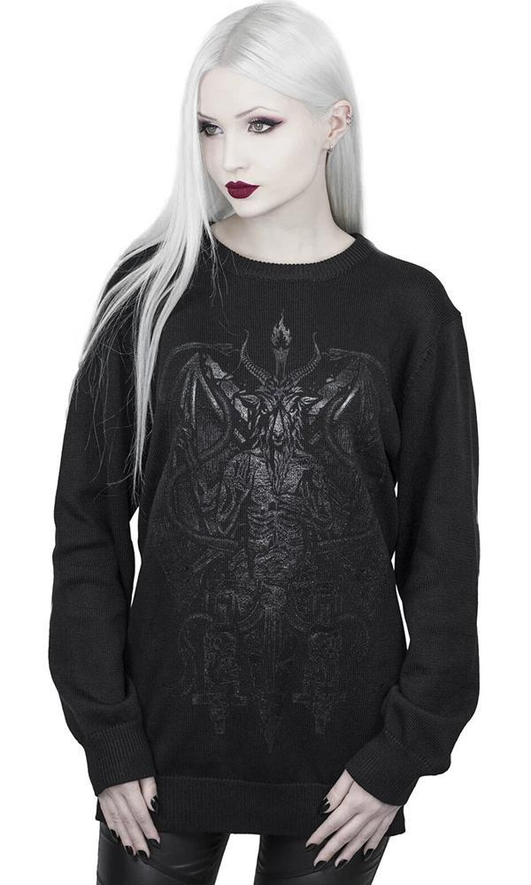 Dark Prince | KNIT SWEATER