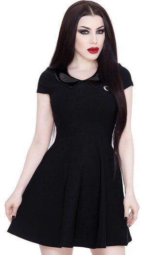 Darklands Doll [Black] | DRESS