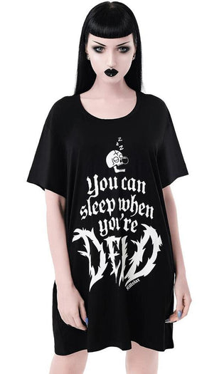 Dead Sleepy | SLEEP SHIRT