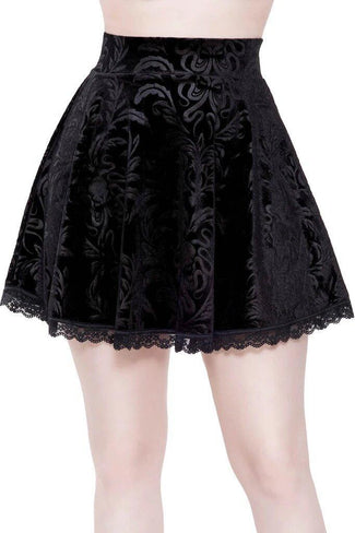 Depths | SKATER SKIRT