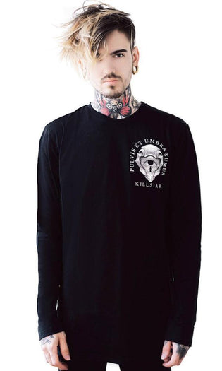 Dust | LONG SLEEVE TOP MENS