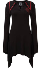 En-Crypted | COLLAR DRESS