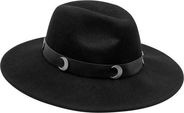 Killstar - Eternal Eclipse Fedora Hat - Buy Online Australia – Beserk b062f8c4da9
