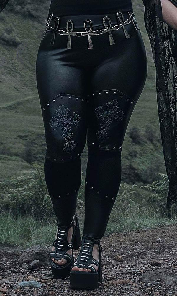 Evelina Studded | LEGGINGS