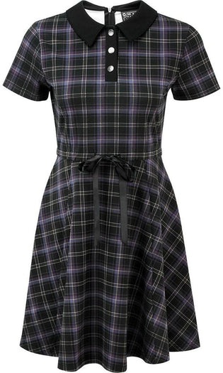 Feri Doll [Tartan] | DRESS