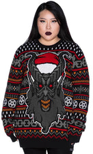 Hail Santa | KNIT SWEATER