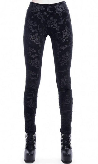 Hayzel Velvet | LEGGINGS