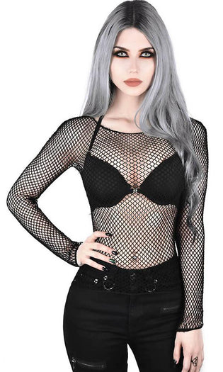 Hellrazor Fishnet | TOP