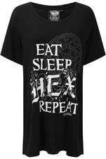 Hex & Repeat | SLEEP SHIRT