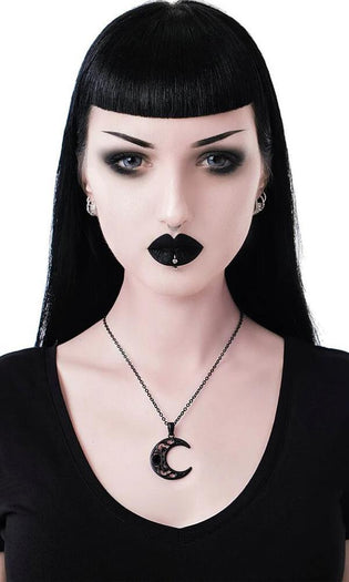 Jaci [Black] | NECKLACE