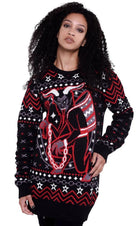 Krampus Hexmas | KNIT SWEATER
