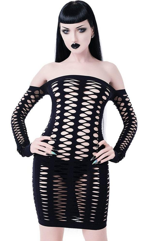 Lizzy Fishnet | DRESS