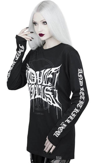 Love Kills | LONG SLEEVE TOP