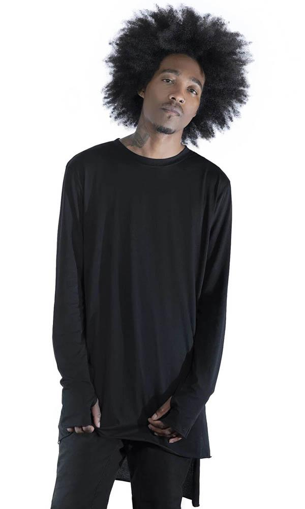 Malik | LONG SLEEVE TOP