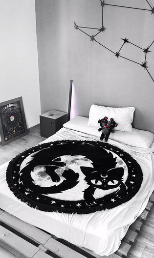 Moon Kitty | BLANKET