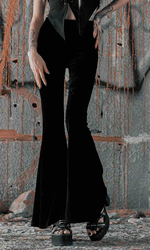 Moondance [Black] | BELL BOTTOMS