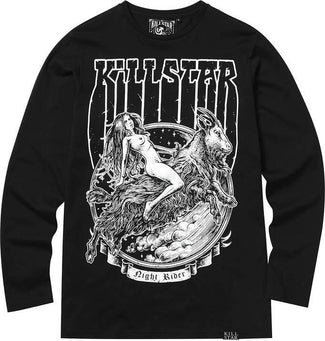Night Rider | LONG SLEEVE TOP MENS