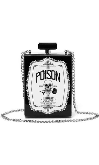 Pure Poison | CLUTCH BAG