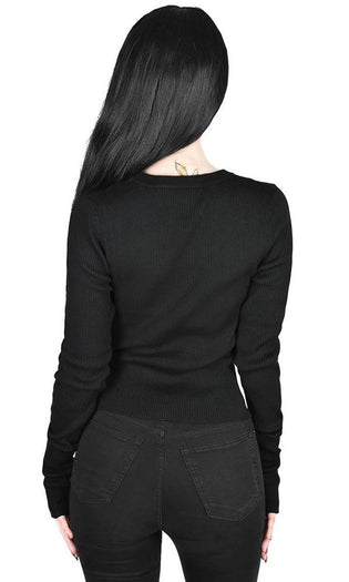 Salem | RIBBED SWEATER