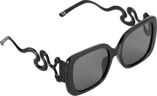 Serpent [Black] | SUNGLASSES