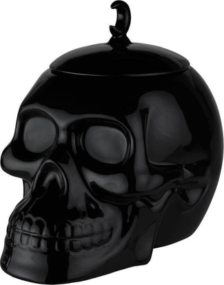 Skull [Black] | COOKIE JAR