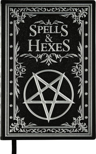 Spells & Hexes | 3D JOURNAL