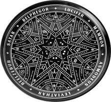 Summoning | DECORATIVE/WALL PLATE