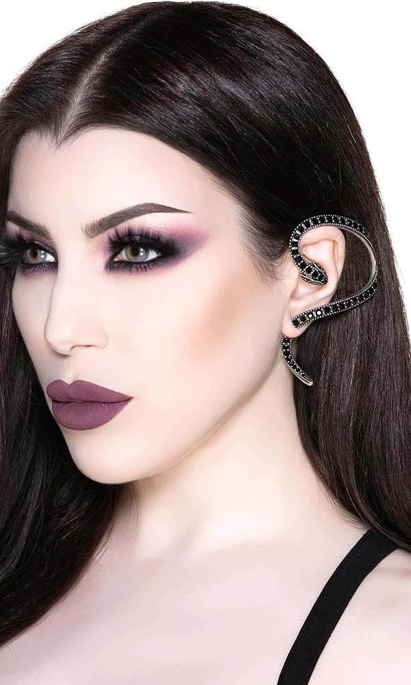 Temptation | SNAKE EARRING [Left]