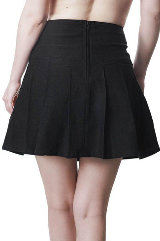 Tsukiko Pleated | SKIRT