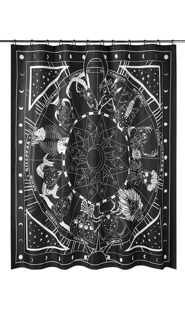Zodiac | SHOWER CURTAIN