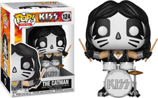 Kiss | Catman POP! VINYL