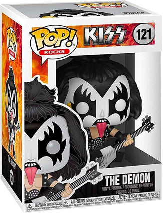 Kiss | Demon POP! VINYL