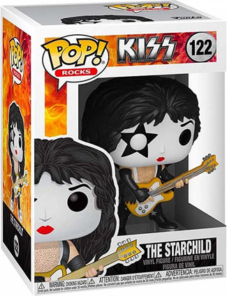 Kiss | Starchild POP! VINYL
