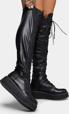 Blade Lace Up | BOOTS
