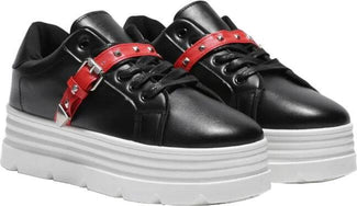 Hina Buckle Strap | Chunky TRAINERS