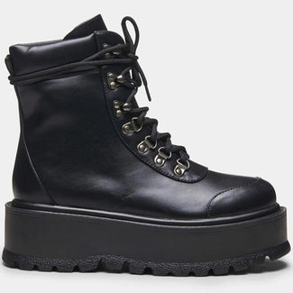 Hydra All Black Matrix | PLATFORM BOOTS