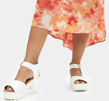 LOR Chunky [White] | SANDALS
