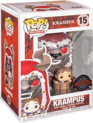 Krampus | Hooded Krampus POP! VINYL