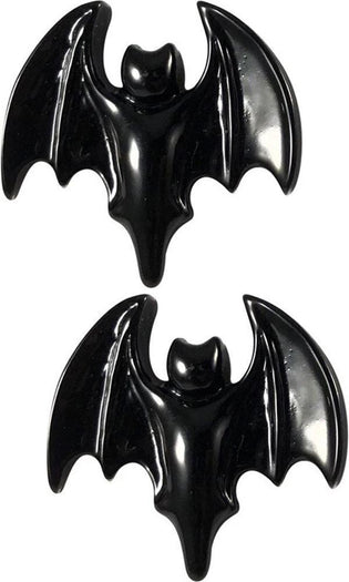 Bat Black | STUD EARRINGS