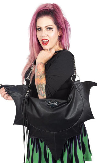Bat Wing | SHOULDER BAG