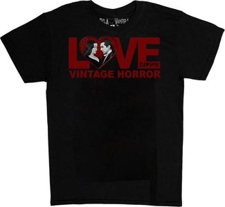 Bela Loves Vampira Vintage Horror | T-SHIRT