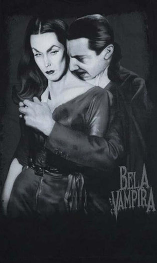 Bela Vampira Plan Bite | T-SHIRT