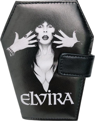 Elvira Coffin Classic Logo | WALLET