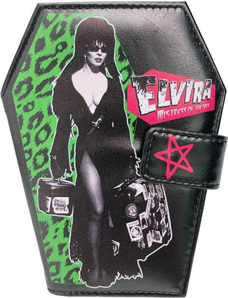 Elvira Coffin Leo Luggage | WALLET