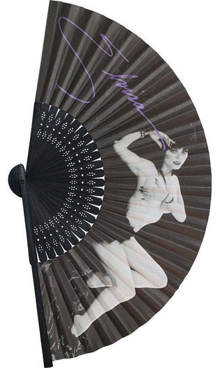 Elvira Laid Bare | HAND FAN